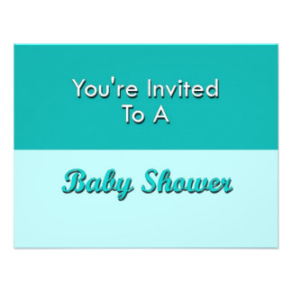 You re Invited To A Baby Shower Custom Announcement