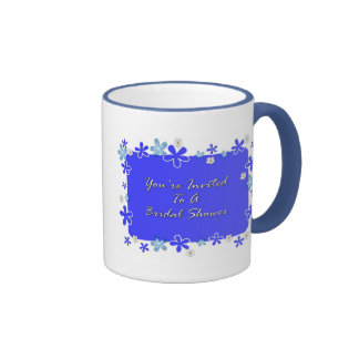 You re Invited To A Bridal Shower Coffee Mugs