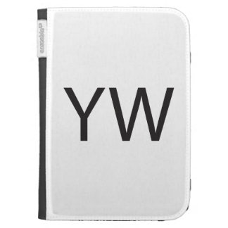 You re Welcome ai Kindle Keyboard Cases