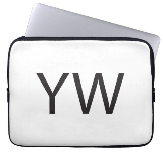 You re Welcome ai Laptop Computer Sleeve