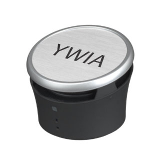 You re Welcome In Advance ai Bluetooth Speaker