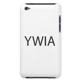 You re Welcome In Advance ai iPod Touch Cases