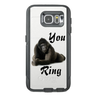 You Ring Cell Phone Case