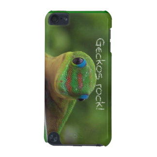 You Rock Gecko iPod Touch (5th Generation) Case