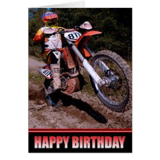 You Rock! Happy Birthday Card