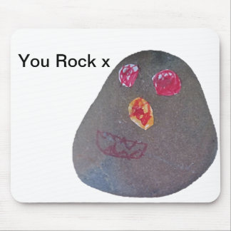 You Rock! Mouse Pad