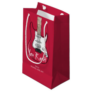 You Rock Valentine's Day Gift Bag