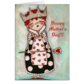 You Rule!- Mother's Day CArd