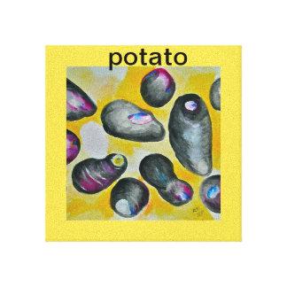 """You Say Potato"" print"