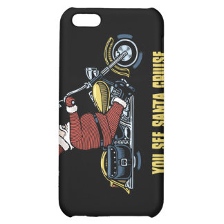 You See Santa Cruise Case For iPhone 5C