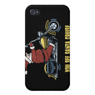 You See Santa Cruise Case For The iPhone 4