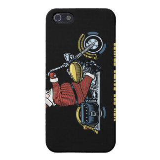 You See Santa Cruise iPhone 5/5S Case