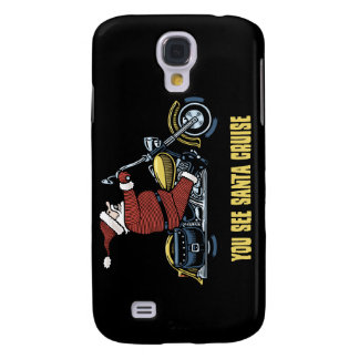 You See Santa Cruise Samsung Galaxy S4 Cases