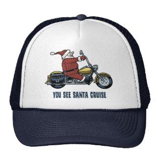 You See Santa Cruz Hat
