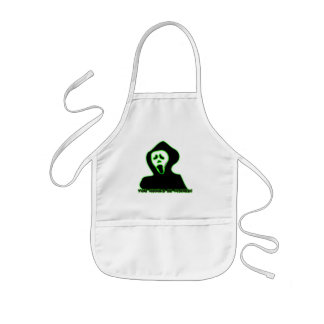 You Should Be Scared! Kids Apron