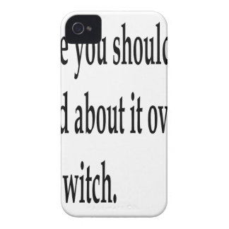 You Should Have Prayed 2 iPhone 4 Case-Mate Case