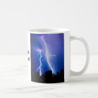 You should see what Caffeine does to me! Coffee Mug
