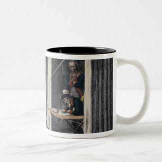You should sing Te Deum in Breslau' Two-Tone Coffee Mug