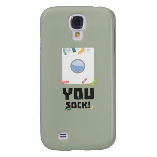 You Sock Funny Slogan Zwq53 Samsung Galaxy S4 Case