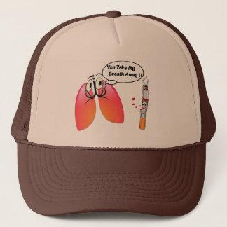 you take my breath away medical pun funny hat