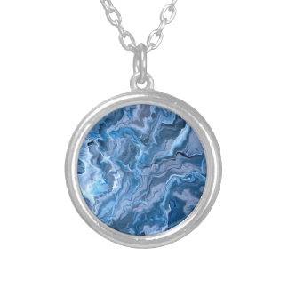 You Take My Breath Away Silver Plated Necklace