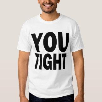 You Tight White Shirt