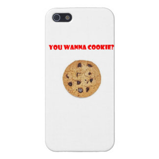 You Wanna Cookie? iPhone 5 Cases