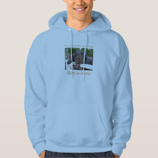 You Want a Stable Relationship? Buy a Horse Hoodie