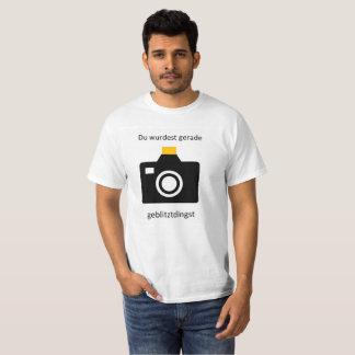 You were flashed T-Shirt