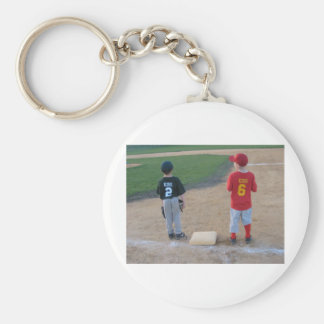 You Were Out Keychains