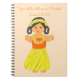 You will be with me in Paradise~Scripture Notebook