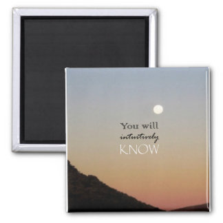 You Will Intuitively Know Magnet