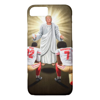 You will stand for me im God iPhone 8/7 Case
