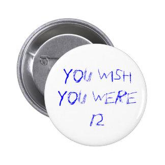 You Wish Pin