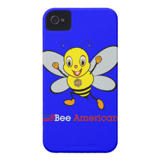 YouBee™ BlackBerry Bold Case-Mate Barely There™ iPhone 4 Case-Mate Case