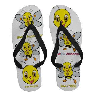 YouBee Flip Flops