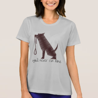 You'll Never Run Alone - performance tee