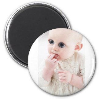 YouMa Alien Baby 1 6 Cm Round Magnet