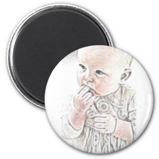 YouMa Baby 2 6 Cm Round Magnet