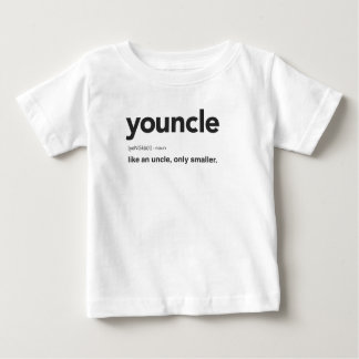 Youncle Definition Print Baby T-Shirt