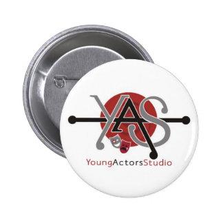 Young Actors Studio Button