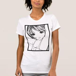 Young Anime Girl - LAMG Tee Shirt
