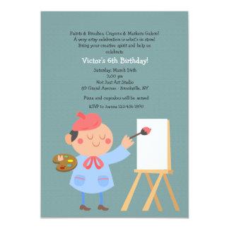 Young Artist Invitation