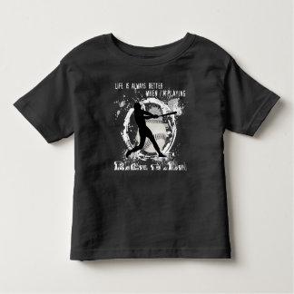 Young Baseball Player Love Toddler T-Shirt