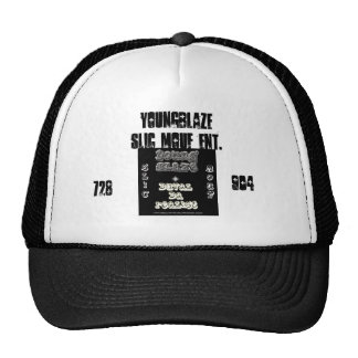 YOUNG-BLAZE, YoungBlaze Slic Mouf ent., 728, 904 Cap