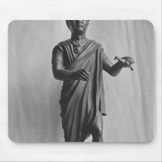 Young boy with a bird, late Republican Mouse Pad