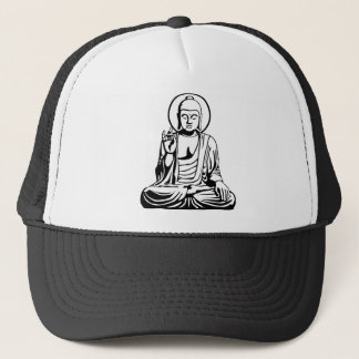 Young Buddha No.1 (black) Trucker Hat