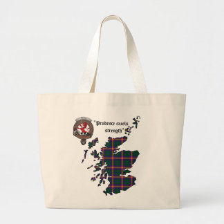 Young Clan Badge Jumbo Tote