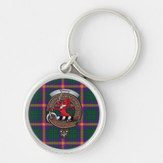 Young Clan Badge Key Ring