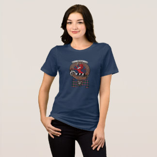 Young Clan Badge Women's Dark T-Shirt